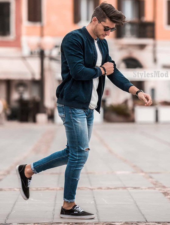 Dazzling Men's Outfits Style for Winter Season of 2019