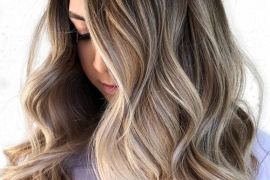 Fresh Babylights Hair Color Trends In 2019