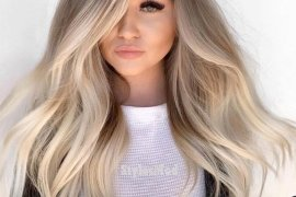 Marvelous Balayage Hairstyles with Long Layers for 2019