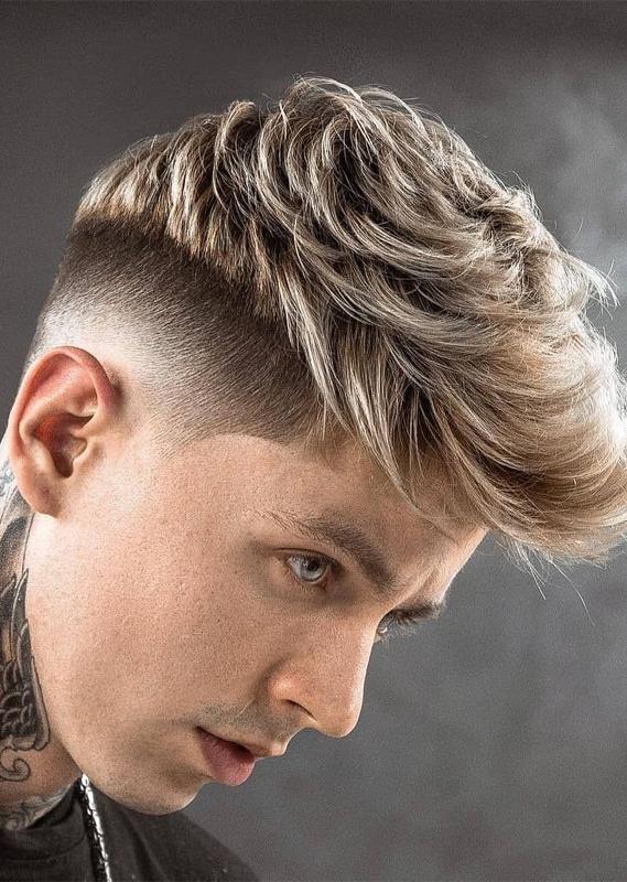 Modern Short Haircuts for Men in 2019