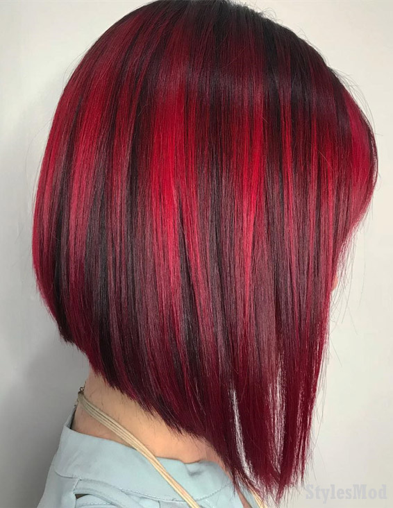 Perfect Pink Hair Color Trends for 2019