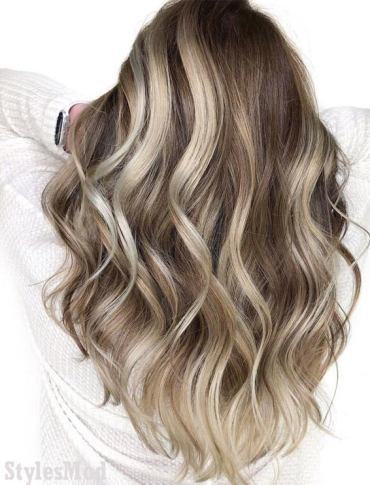 Perfect Winter Hair Color Ideas for Girls & Women
