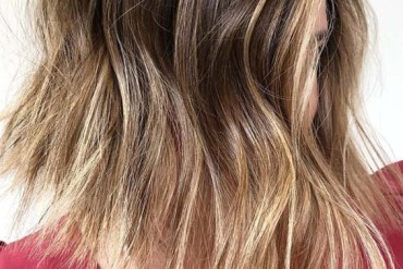 Adorable Brunette Balayage Hair Color Trends for 2019