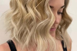 Balayage Lob Haircut Styles for 2019