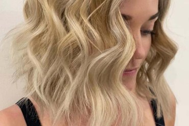 Balayage Lob Haircut Styles for 2019