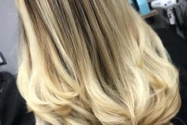 Beautiful Creamy Balayage Blonde Hair Color Ideas for 2019