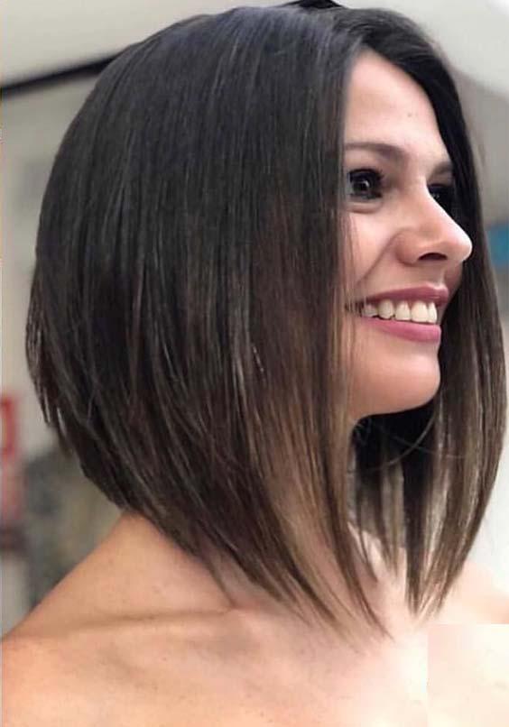 Classic Ideas Bob Haircuts to Create in 2019