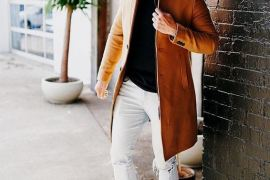 Delightful Men's Coats & Jacket Styles for Winter Season