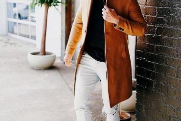 Delightful Men's Coats & Jacket Styles for Winter Season