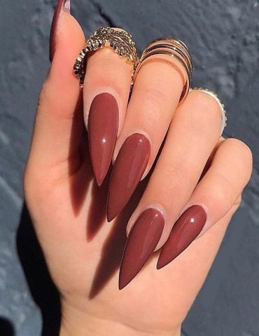Fresh Red Nail Art Designs Just for You