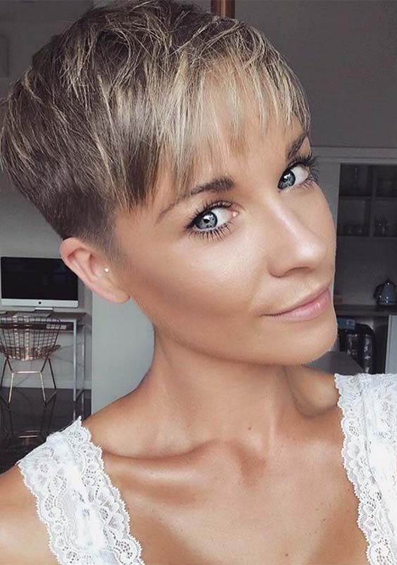 Trendy Short Pixie Haircuts Amp Hairstyles You Must Try In