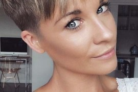 Trendy Short Pixie Haircuts in 2019