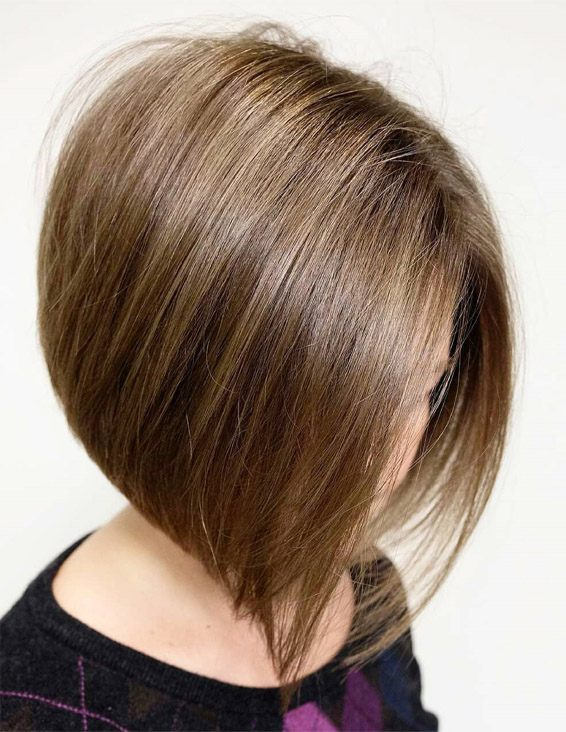 Adorable Bob Haircut & Hairstyle Trends for 2019