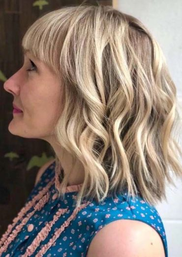 Amazing Lob Haircut Styles for 2019