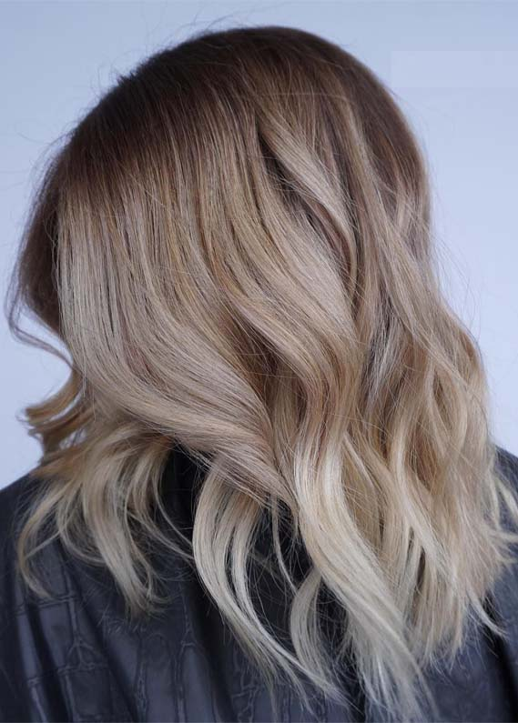 Fresh Bright Balayage Hair Color Ideas You Must Try In 2019