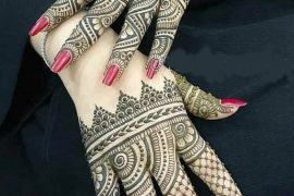 Pretty Mehndi Style & Designs for Young Girls