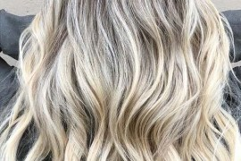 Rooted Blonde Hair Colors Highlights in 2019