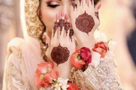 Stylish Bridal Mehndi Designs for Wedding Day In 2019