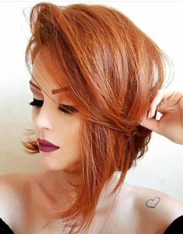 Amazing Short Haircuts Ideas for Girls & Ladies