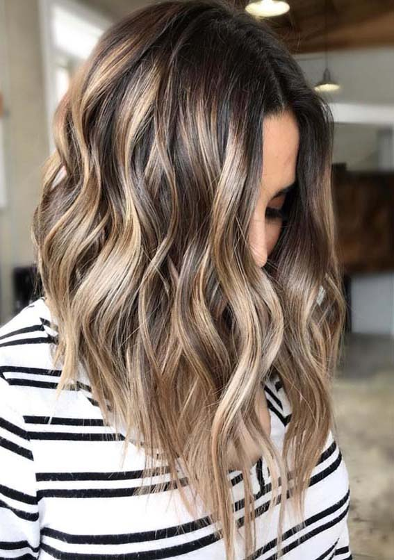 Blonde Balayage Highlights in 2019