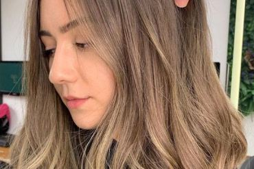 Fresh Look of Ombre Hair Color Ideas for Medium Hair