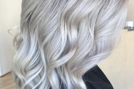Rooty white blonde hair color shades in 2019