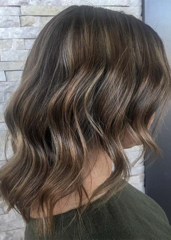 Gorgeous Smokey Brunette Hair Color Ideas For 2019 Stylesmod