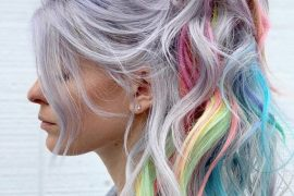 Delightful Hair Color Ideas & Highlights for Spring Season