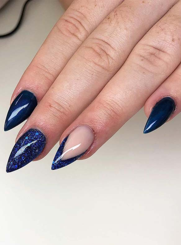 Elegant French Nail Arts & Designs for 2019