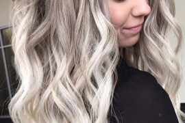 Fabulous Cool Tone Blond Hair Color Shades for Summer