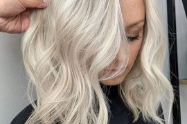 Fresh Blonde Hair Color Style & Look for 2019