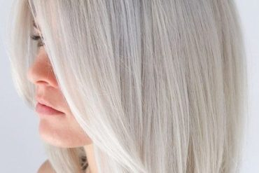Fresh Look of Blonde Hair Color Style for 2019