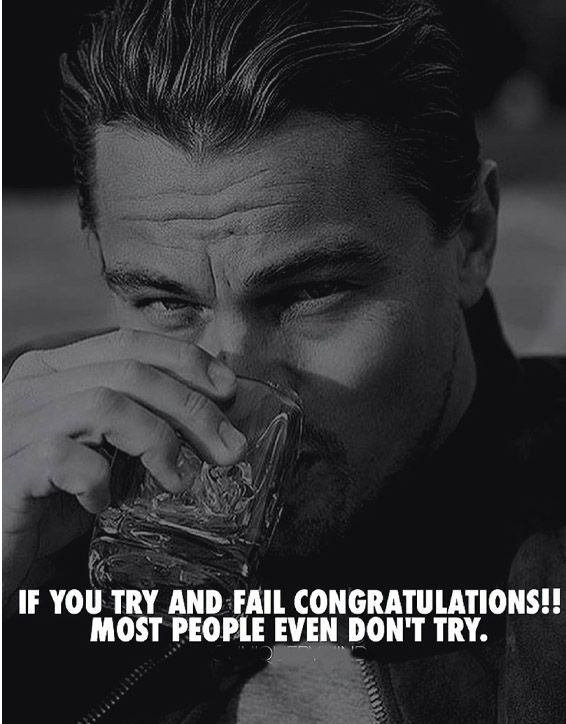 If you Try & Fail - Best Quotes About Life