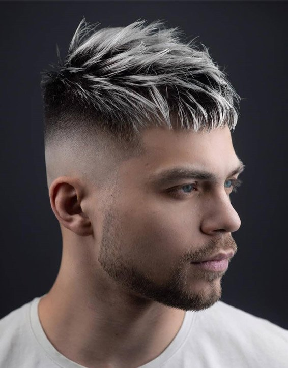 Stylish Men's Haircuts for the year of 2019