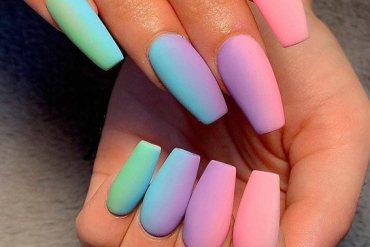 Super Cute Nail Designs & Looks for 2019
