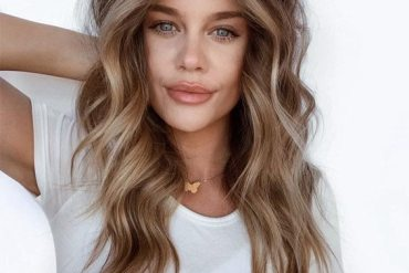 Delightful Bronde Medium Length Haircuts You can Wear Now