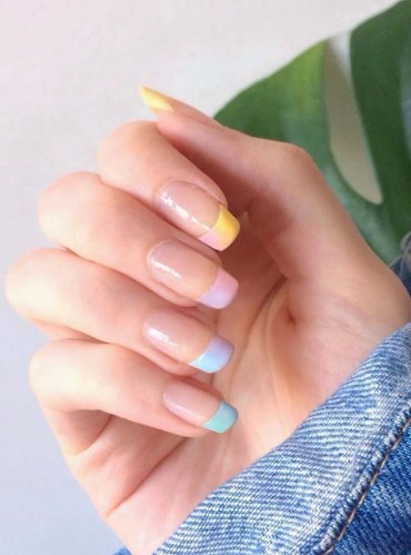 Pastel Ombre Nail Art Designs You Must Wear Nowadays