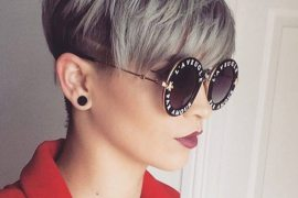 Pretty & Amazing Short Haircuts for Girls In 2019