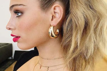 Amazing High Ponytails for Long Hair to Follow in 2019
