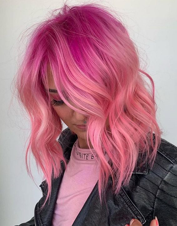 Gorgeous Pulp Riot Hair Color Ideas for Young Girls