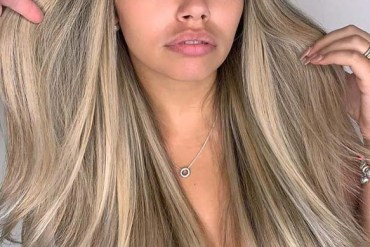 Sandy Blonde Hair Color Shades for Women 2019