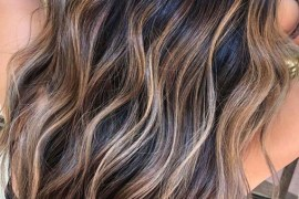 Deeply Rooted Balayage Hair Colors for Women 2019