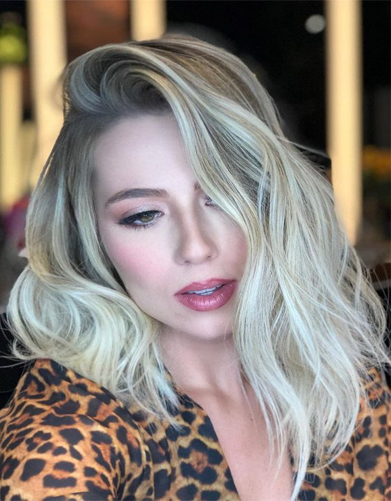 Gorgeous Natural Root Blonde Hairstyles for 2019