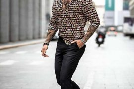 Latest Fashion Ideas for Men's to look More Beautiful