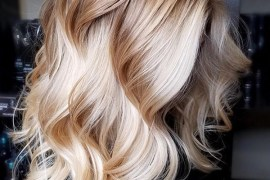 Crazy Shades Of Balayage Hair Colors for Bold Look in 2019