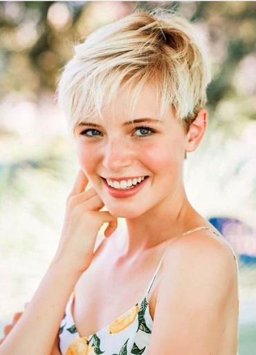 Gorgeous Styles Of Pixie Haircuts You Must Try in 2019