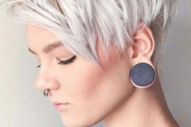 Undercut Short Pixie Haircut Styles for 2019