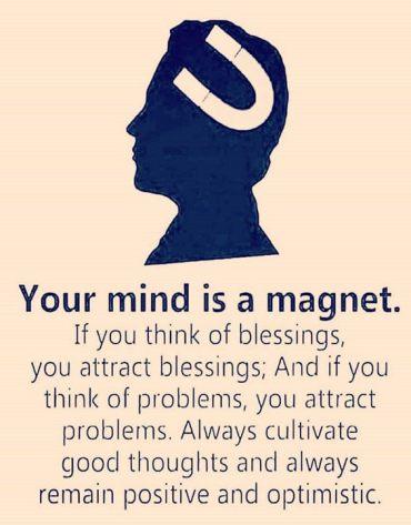 Your Mind is a Magnet -Best Mind Quotes