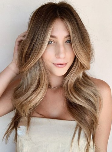 Fantastic Bronde Shades Of Hair Colors to Follow in 2019