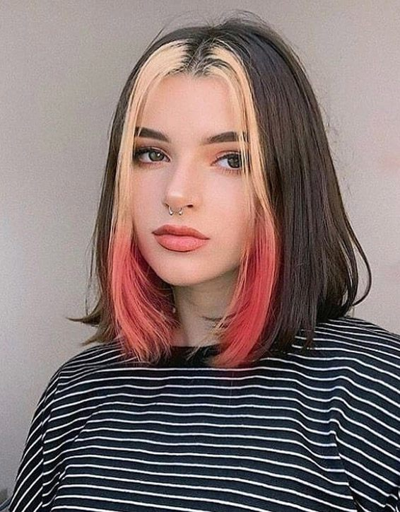 Gorgeous Hair Color Ideas for Short to Medium Hair